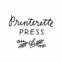 Printerette Press | Custom Letterpress Wedding Invitations