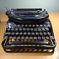 Vermont Vintage Typewriter