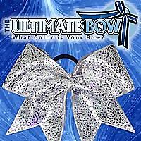 The Ultimate Bow | Cheer Bows - Cheerleading Hair Bows - Softball Bow