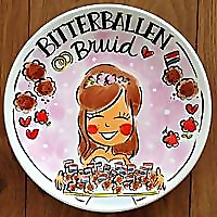 Bitterballenbruid | I love bitterballen so much… I married a Dutchman