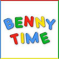 Benny Time | Children's Music Singer Songwriter