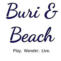Buri and Beach Blog