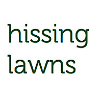 Hissing Lawns | Music Blog