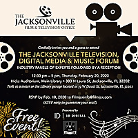 Jacksonville Film and Television