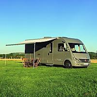 GlamperRV | Luxury Motorhome Hire UK