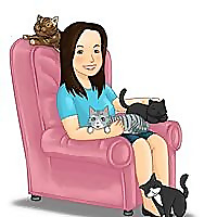 My Moggies and Me   Blog about my adventures with four cats