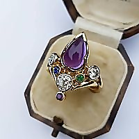 Fran Barker Design | Workbench Blog - luxury designer jewellery