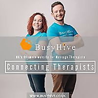 BusyHive | The Ultimate Website for Massage Therapists in the UK