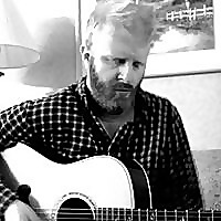 Guitarist Mark Marshall