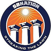 Streaking The Lawn | Virginia Cavaliers Blog