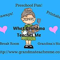 What Grandma Teaches Me Blog
