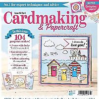 Cardmaking And Papercraft Magazine