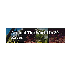 Around the world in 80 raves