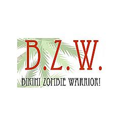 Bikini Zombie Warrior
