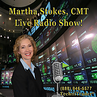 Martha Stokes CMT Radio Show | Stock Market Education