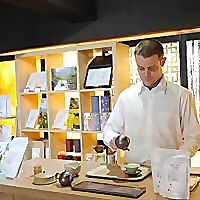 Japanese Tea Sommelier