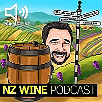 NZ Wine Podcast | New Zealand Wine Stories