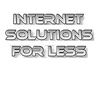 Internet Solutions For Less Blog