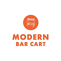 The Modern Bar Cart