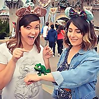 Next Stop: Disneyland