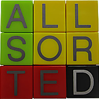 All Sorted | A podcast about LEGO