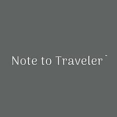 Note to Traveler