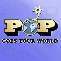 Pop Goes Your World | The Gen-X Pop Culture vs. Millennial Pop Culture Podcast