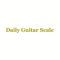 Daily Guitar Scale