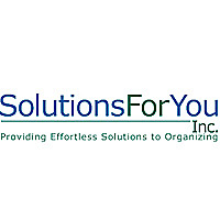 SolutionsForYou, Inc. | Providing Effortless Solutions to Organizing
