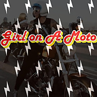 Girl On A Moto