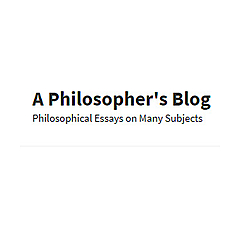 A Philosopher's Blog