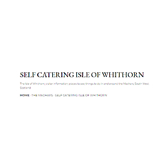 Self Catering Isle of Whithorn