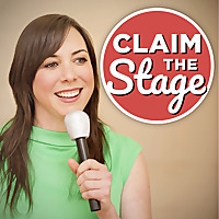 Claim the Stage Podcast