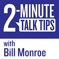 2-Minute Talk Tips