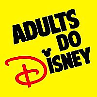 Adults Do Disney