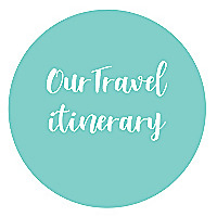 Our Travel Itinerary | Travel Adventures