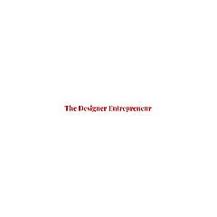 The Designer Entrepreneur