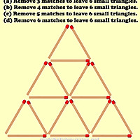 Matchstick Puzzles! | Let's have fun with matchsticks!