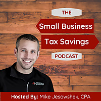 Small Business Tax Savings Podcast | JETRO