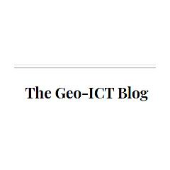 The Geo-ICT Blog