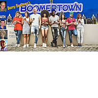 BOOMERTOWN with Barry Bowman and Roger Currie