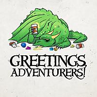 Wondery | Greetings Adventurers
