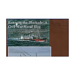 Running the Blockade: A Civil War Naval Blog