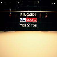 Ringside Toe2Toe Boxing Podcast