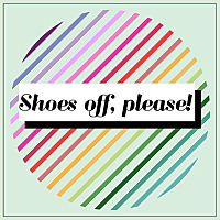 Shoes off, please! Podcast