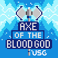 Axe of the Blood God | USG's Official RPG Podcast