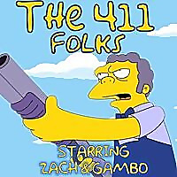 The 411 Folks - A British Simpsons Podcast