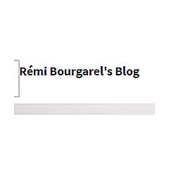 Rémi Bourgarel's Blog