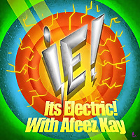 It's Electric! The Electric Car Show with Afeez Kay