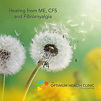 Healing from ME, CFS and Fibromyalgia